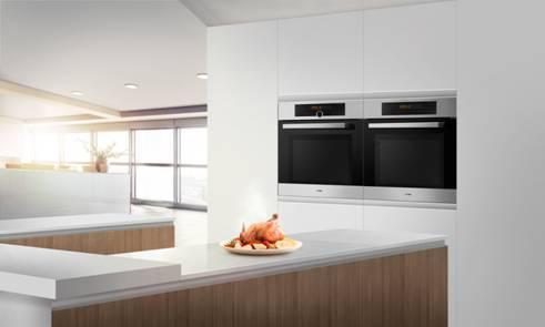 烘焙加乐趣减负担 方太新品烤箱一键菜单